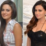 Sana Khan Plastic Surgery Before and After